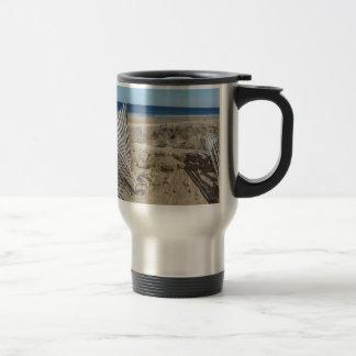 Salisbury Beach Massachusetts Travel Mug