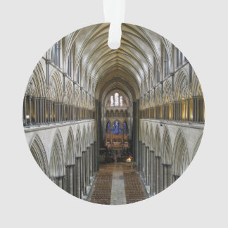 Salisbury Cathedral Nave Ornament