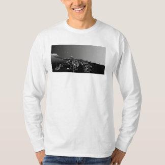 Salisbury Rd, Woodstock, Cape Town. Ciel nocturne T-shirt