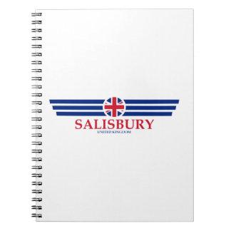 Salisbury Spiral Notebook