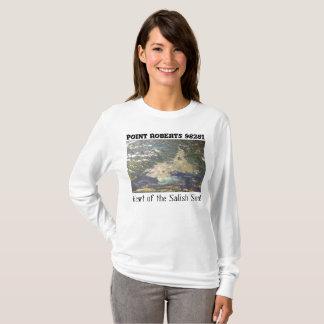 Salish Sea/Pt Roberts Library FunRaiser LS Shirt