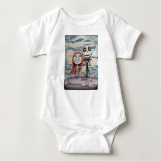 Sally Loves Jack baby one piece! Baby Bodysuit