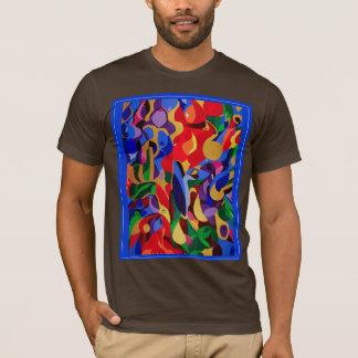 Sally Rayn: Blue Corn Offering t-shirt