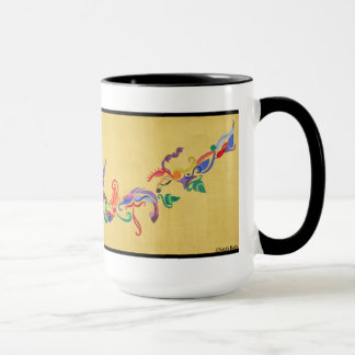 Sally Rayn: Dragon Spring 3 Mug