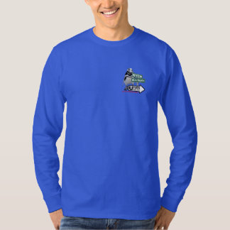 Sally The Penguin CC Long Sleeve Around Latin Amer T-Shirt
