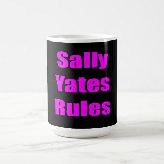 Sally Yates Rules Coffee Mug