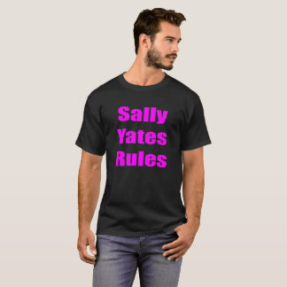 Sally Yates Rules T-Shirt