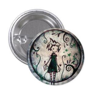 sallystripe 1 inch round button