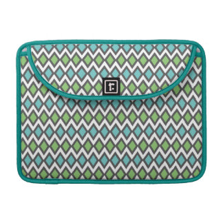 Salmiak Pattern custom MacBook sleeve
