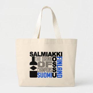 Salmiakki Kossu bag - choose style