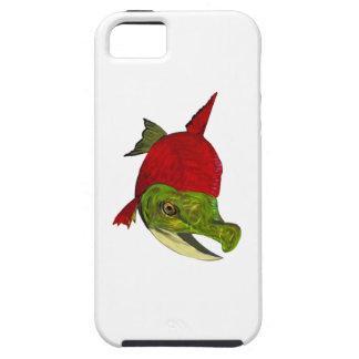 Salmon Beauty iPhone 5 Case