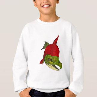 Salmon Beauty Sweatshirt
