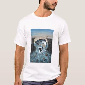 Salmon Breaks through Dam T-Shirt