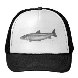 Salmon Fishing Trucker Hat
