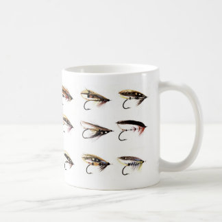 Salmon Flies Coffee Mug