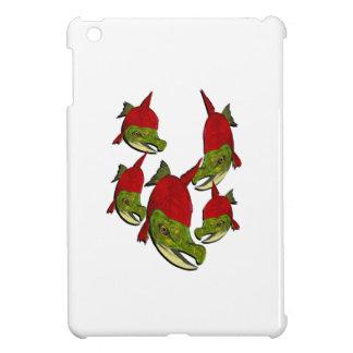 Salmon Flow iPad Mini Cover