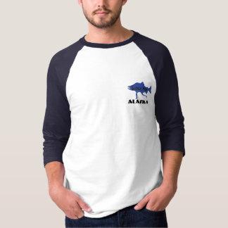 Salmon Man Alaska T Shirt