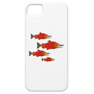 Salmon Rally Case For The iPhone 5