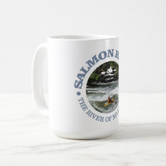Salmon River (c) Coffee Mug