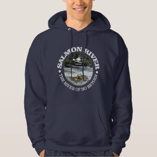 Salmon River (c) Hoodie