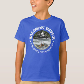 Salmon River (c) T-Shirt
