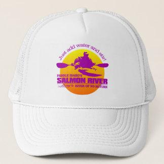 Salmon River (Sunset) Trucker Hat