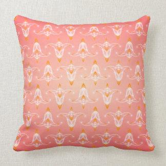 Salmon Roe Throw Pillow