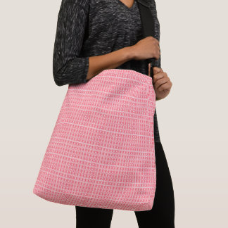 Salmon-Royalty-Plaid-Shoulder-Bags-Totes Crossbody Bag