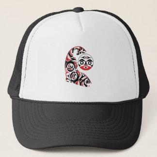 Salmon Spirit Trucker Hat