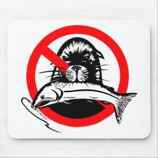 Salmon Thief Mousepad