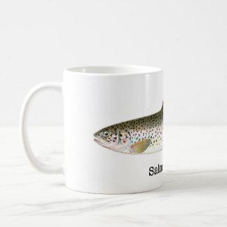 Salmon Trout Fish Coffee Mug