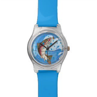 Salmon Trout Fly Fishing Watch