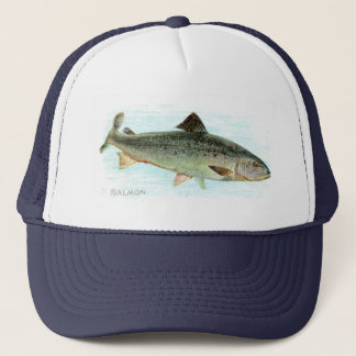 Salmon Trucker Hat