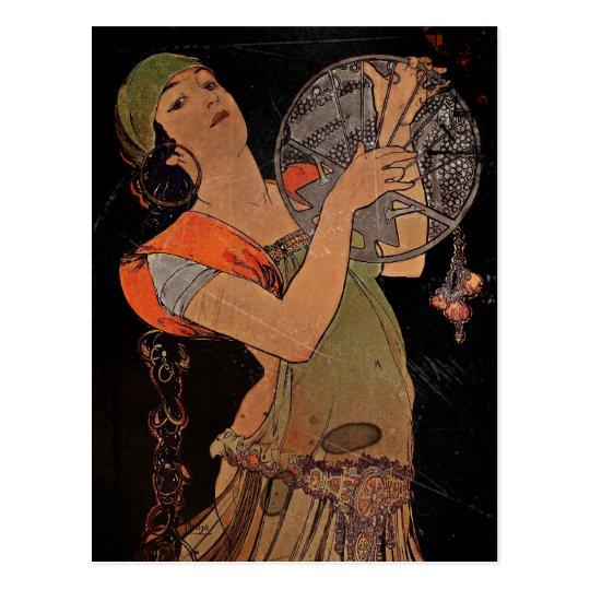 Salome 1897 postcard