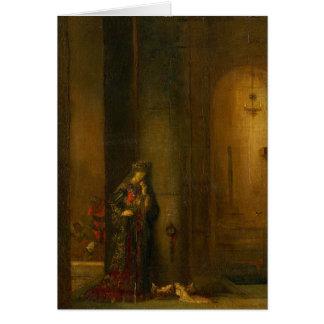 Salome Waiting Card