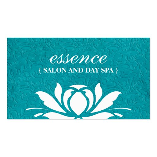 Salon and Day Spa Business Cards