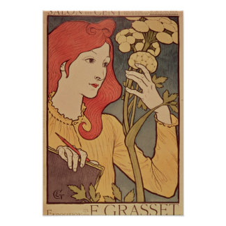 Salon des Cent, 1894 Poster