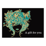 Salon Gift Certificate Pack Of Chubby Business Cards