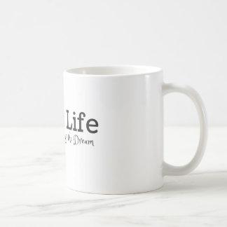 Salon Life.png Classic White Coffee Mug