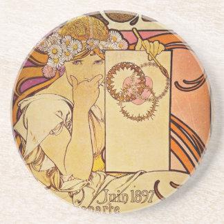 Salon of 100 a Woman Coaster