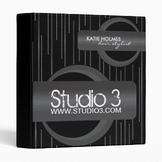 Salon Portfolio Binder