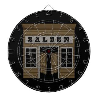 Saloon- Western Dartboard