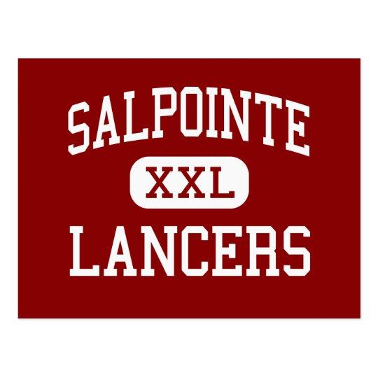 Salpointe - Lancers - High School - Tucson Arizona Postcard