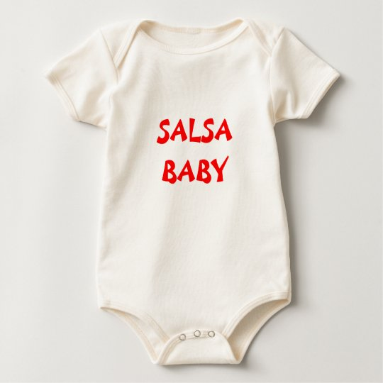 SALSA BABY ONE PIECE BABY BODYSUIT