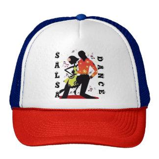 SALSA DANCE CAP TRUCKER HAT