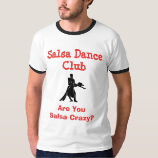 Salsa Dance Club T-Shirt
