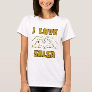 salsa dance design T-Shirt