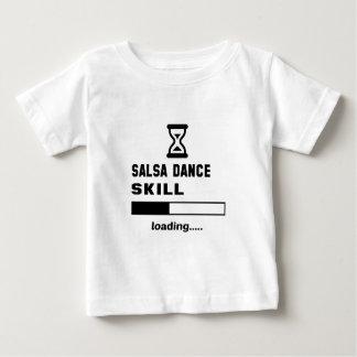 Salsa dance skill Loading...... Baby T-Shirt
