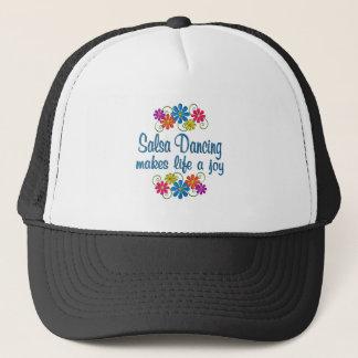 Salsa Dancing Joy Trucker Hat