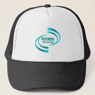 Salsa Dancing Makes Me Happy Trucker Hat